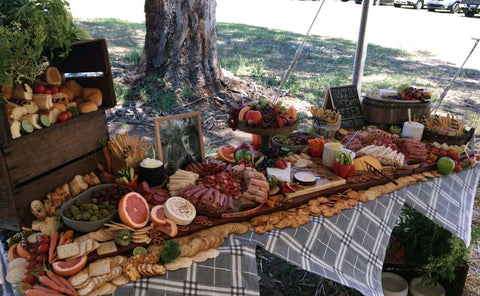 Hens Party Grazing Table Sydney Platter Catering Hens Night Package