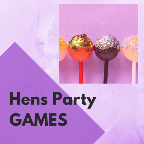 FREE Hens Party Games