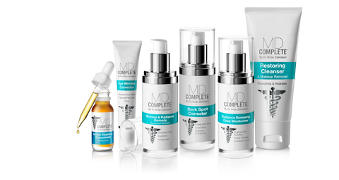 Multiple Signs of Aging System by MD Complete