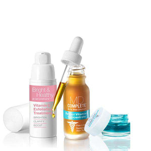 MD Complete Brighten Self-Care Set