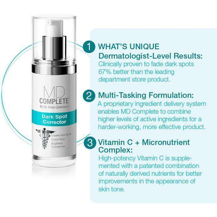 Dark Spot Benefits
