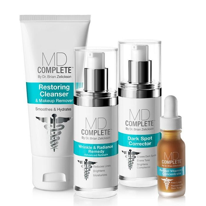MD Complete Dark Spot Corrector System for Anti-Aging