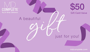 $50 MD Complete Skincare Gift Card