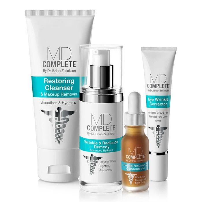 MD Complete Wrinkle Corrector System for Anti-Aging