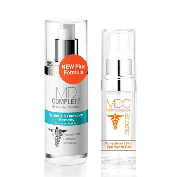 Plump & Firm Duo - Plump, Boost & Firm with Wrinkle & Radiance Remedy PLUS