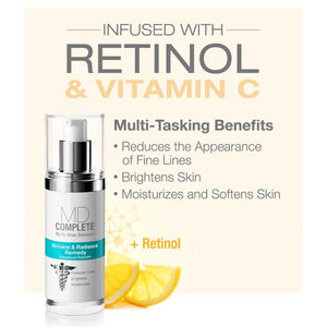 MD Complete Wrinkle & Radiance Remedy for Anti-Aging