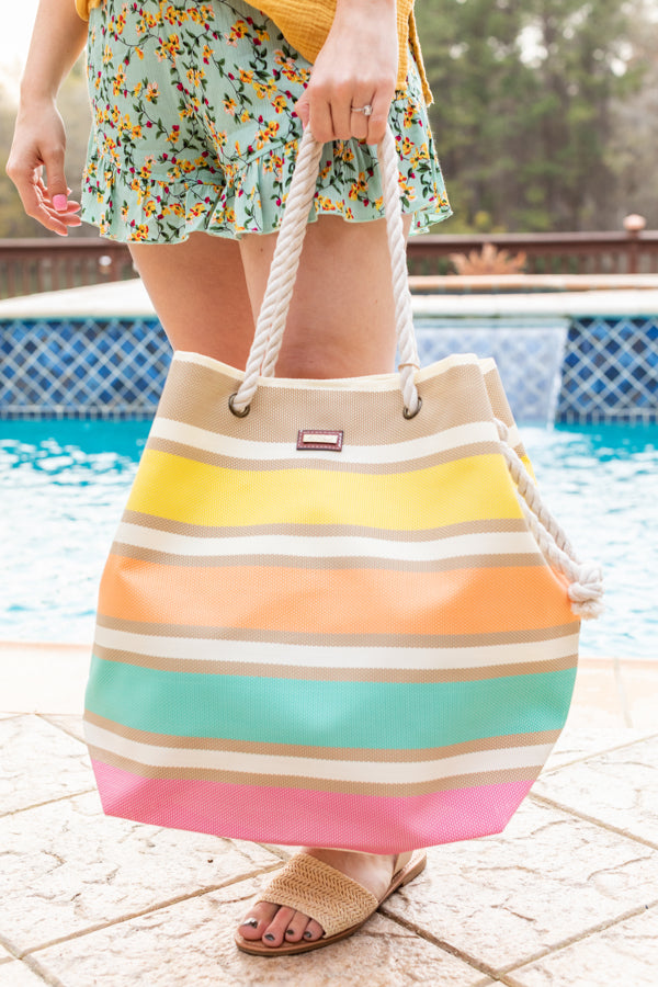 Lost in Paradise Tote