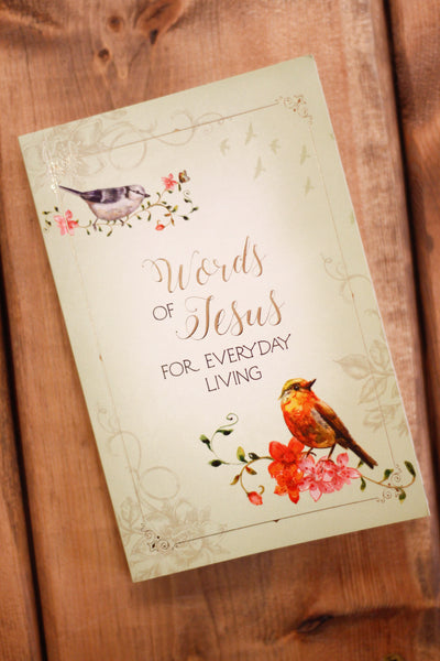 Words of Jesus for Everyday Living Devotional