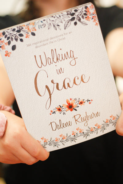 Walking in Grace Devotional