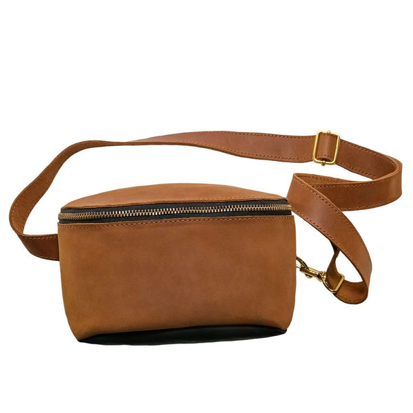Leather Hipbag