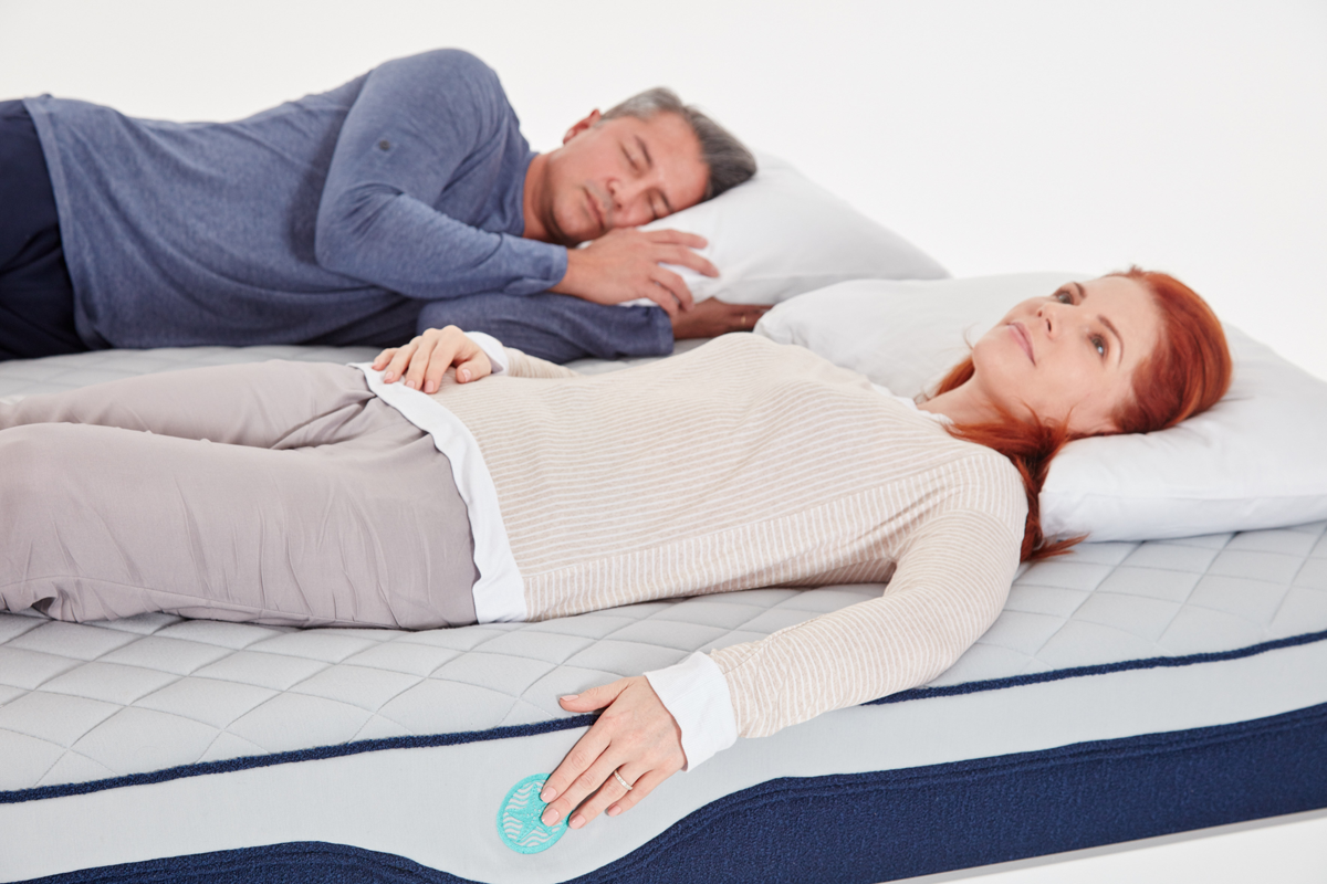 Using your SWITLIK Sleep System