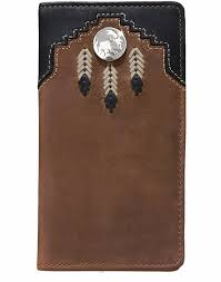 WALLET - SILVER CREEK RODEO MEN'S WALLET/ 06269 - SILVER CREEK - Mock Brothers Saddlery and Western Wear