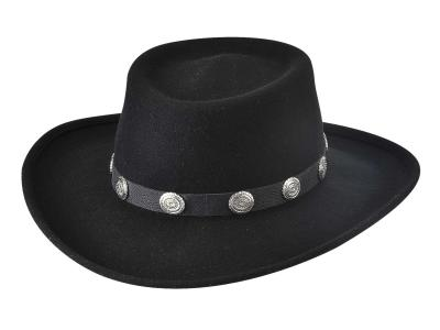 Hats - Bullhide Wool Hat/Close Friend - Bullhide - Mock Brothers Saddlery and Western Wear