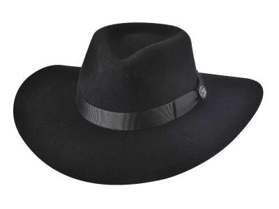 Hats - Bullhide Wool Hat/Street Gossip - Bullhide - Mock Brothers Saddlery and Western Wear
