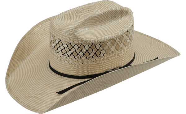 Hats - American 1011 Straw Hat - American Hat Company - Mock Brothers Saddlery and Western Wear