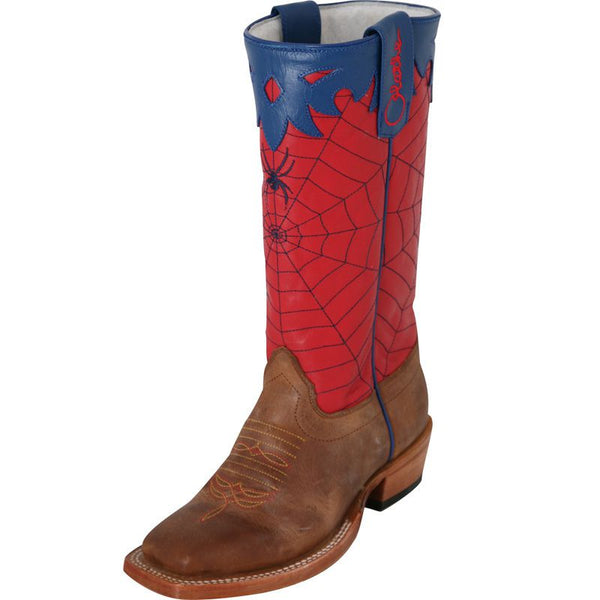 Kids Boots - Olatha Kids Boot/0K42 - Olathe - Mock Brothers Saddlery and Western Wear