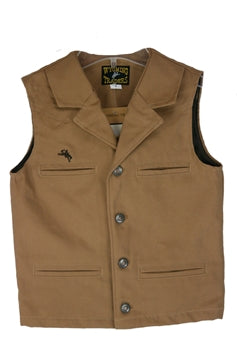 Kids Outerwear - Wyoming Traders Kids Vest - Wyoming Traders - Mock Brothers Saddlery and Western Wear