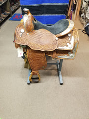 Used Circle Y Western Pleasure/SJ1800802GM/15 1/2