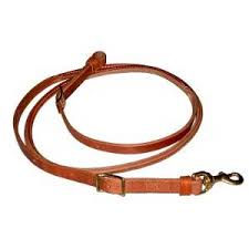 REINS - BERLIN ROLLED CENTER ROPING REINS/H500 - BERLIN - Mock Brothers Saddlery and Western Wear