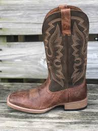 Boots - Ariat Men's Rustic Bark Boots/10029770 - Ariat - Mock Brothers Saddlery and Western Wear