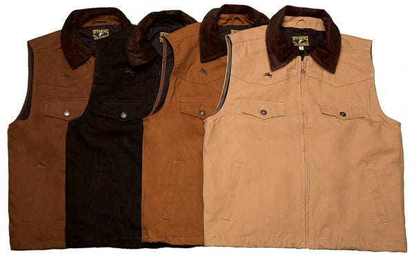 Outerwear - Wyoming Traders Men's CC Vest - Wyoming Traders - Mock Brothers Saddlery and Western Wear