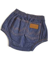 Kids Jeans - WRANGLER INFANT DIAPER COVERS/11MWIPW - Wrangler - Mock Brothers Saddlery and Western Wear