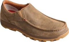 Shoes - TWISTED X MENS CELLSTRETCH CASUAL SLIP ON BOMBER/MXC0003 - Twisted X - Mock Brothers Saddlery and Western Wear