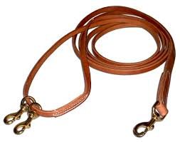 REINS - BERLIN DRAW REINS/H803 - BERLIN - Mock Brothers Saddlery and Western Wear