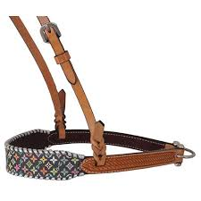 NOSEBAND - RAFTER T NOSEBAND/NB236 - RAFTER T - Mock Brothers Saddlery and Western Wear