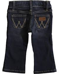 Kids Jeans - WRANGLER INFANT JEANS/PQJ136D - Wrangler - Mock Brothers Saddlery and Western Wear