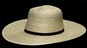 "Hats - SunBody Open Face Flat Brim Guatemalan Straw Hat/4 1/2""-5""-6"" - SunBody - Mock Brothers Saddlery and Western Wear"