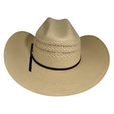 Hats - BAILEY VINTON STRAW HAT/S1520C - Bailey - Mock Brothers Saddlery and Western Wear
