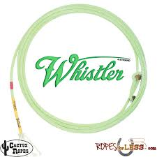 ROPES - CACTUS WHISTLER ROPE - CACTUS - Mock Brothers Saddlery and Western Wear