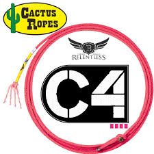 ROPES - CACTUS C4 ROPE - CACTUS - Mock Brothers Saddlery and Western Wear