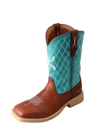 Kids Boots - Twisted X Kids Boot/XHY006 - Twisted X - Mock Brothers Saddlery and Western Wear