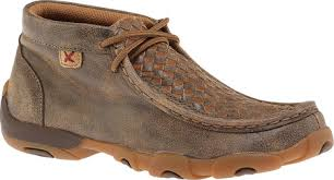 Kids Shoes - Twisted X Kid's Driving Moc/YDM0030 - Mock Brothers Saddlery - Mock Brothers Saddlery and Western Wear