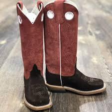 Kids Boots - Anderson Bean Kids Boots/ABK7914 - Anderson Bean - Mock Brothers Saddlery and Western Wear
