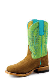 Kids Boots - Anderson Bean Kids Boots/ABK7092 - Anderson Bean - Mock Brothers Saddlery and Western Wear