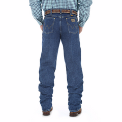 Jeans - Wrangler Men's George Strait Relaxed Fit Jean/31MGSHD - Wrangler - Mock Brothers Saddlery and Western Wear
