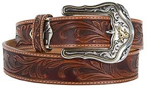 Belts - Tony Lama Western Belt/C41514 - Tony Lama - Mock Brothers Saddlery and Western Wear