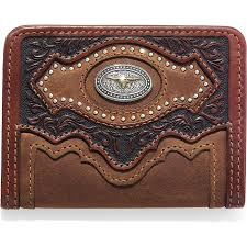 SILVER CREEK BI-FOLD MEN'S WALLET/E80449