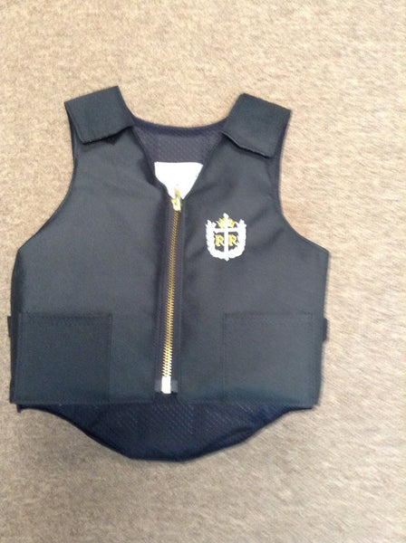 RIDE RIGHT ROUGH STOCK VEST YOUTH