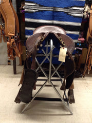 saddle - Used Australian Saddle 18