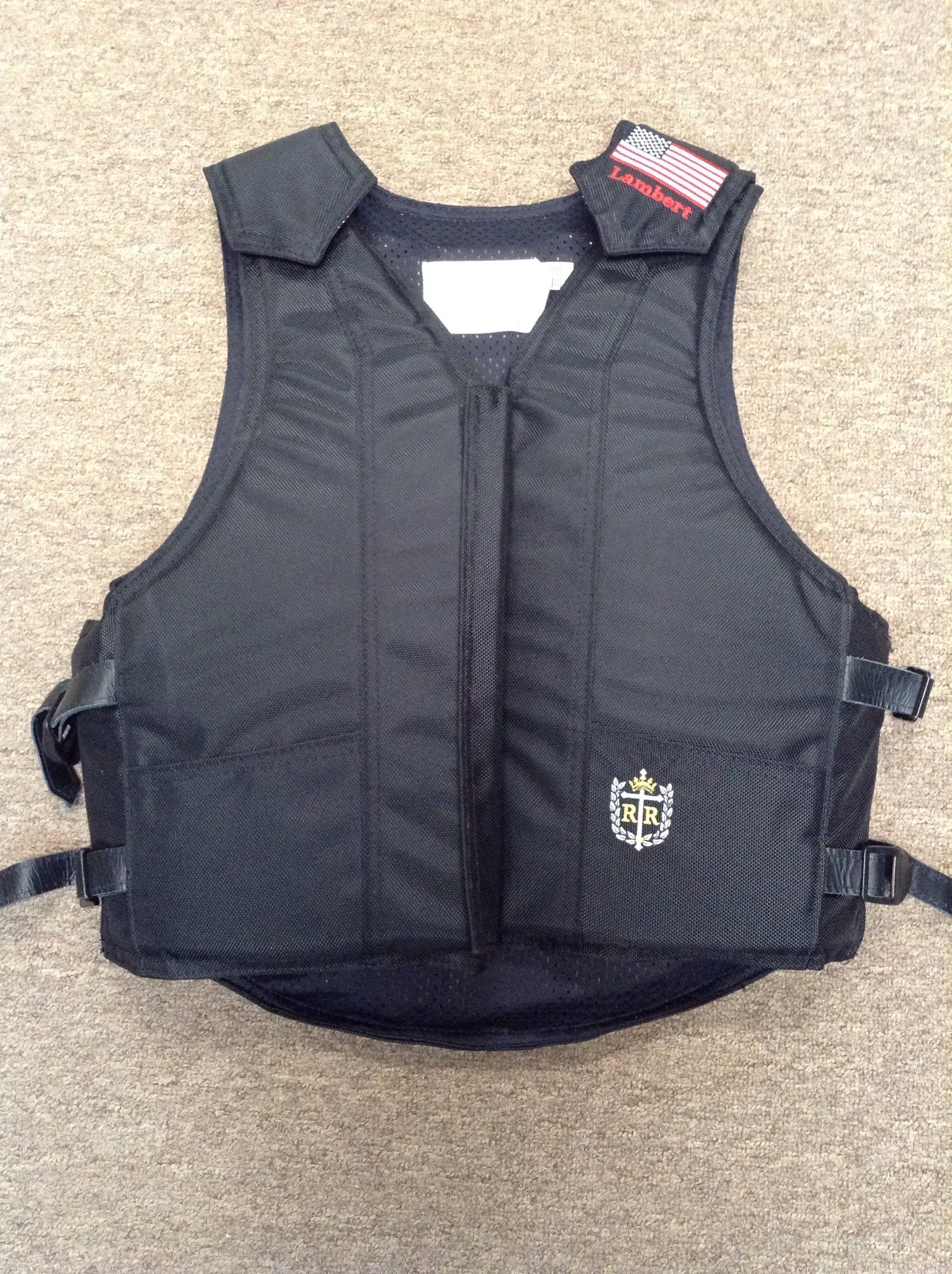 RIDE RIGHT LAMBERT VEST