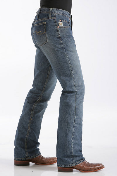 Jean - Cinch Men's Dooley Relaxed Fit Dark Wash Jeans/MB93034002 - Cinch - Mock Brothers Saddlery and Western Wear