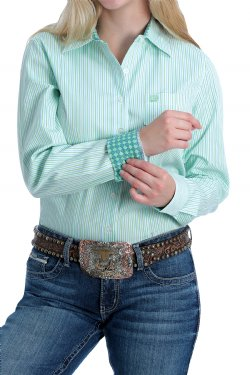 Cinch Ladies Button Down Shirt/MSW9164165