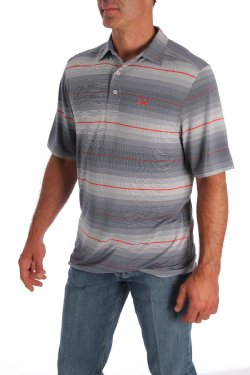Cinch Men's Short Sleeve Arenaflex Shirt/MTK1865005