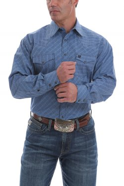Cinch Men's Snap Shirt/MTW1682028