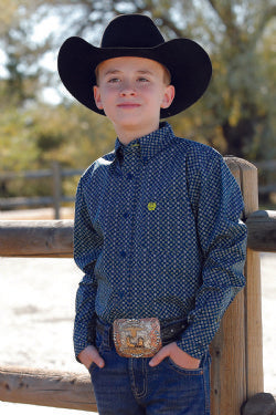 Cinch Kids Shirt/MTW7060236