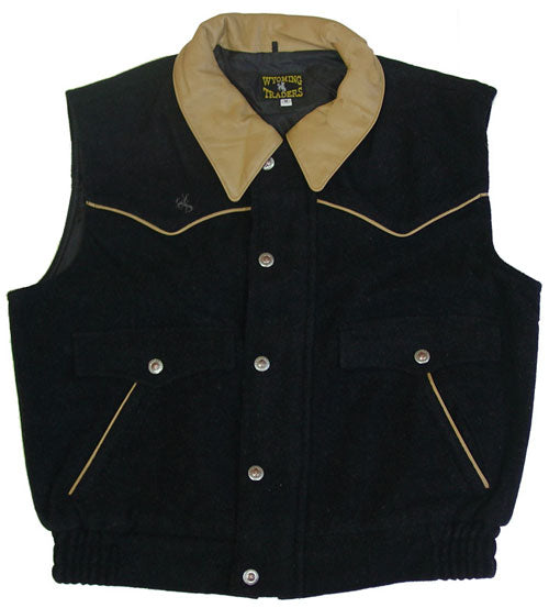 Outerwear - Wyoming Traders Men's Nevada Vest - Wyoming Traders - Mock Brothers Saddlery and Western Wear